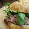 Link toThe sandwiches at Boucherie Lawrence