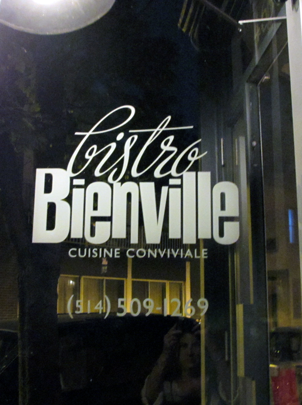 Bistro Bienville, Montreal © Will Travel for Food