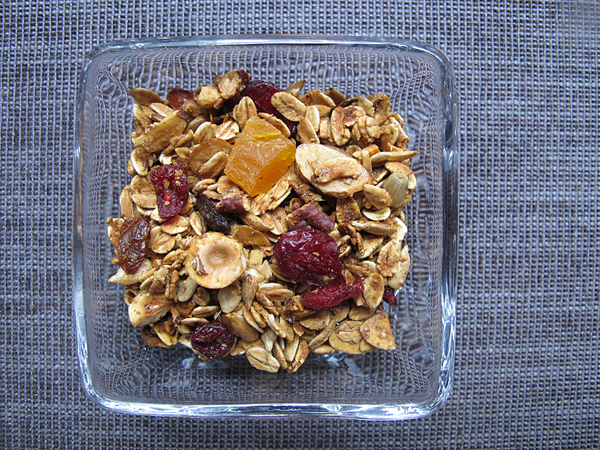 simple granola recipe © Will Travel for Food
