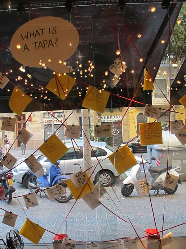 Tickets tapas bar Barcelona - Will Travel for Food