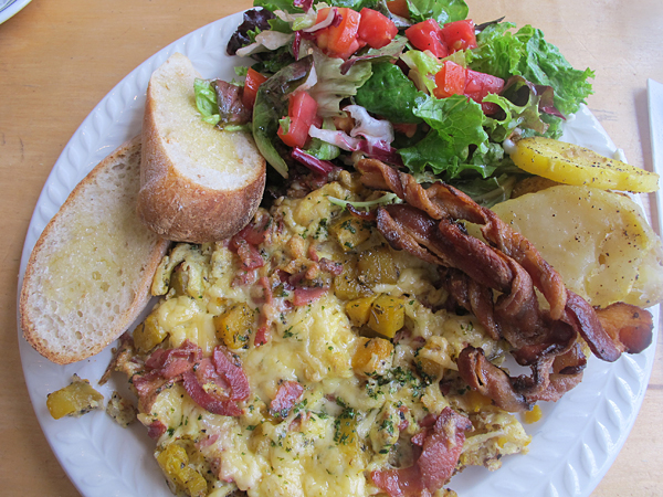 best brunch toronto © Will Travel for Food