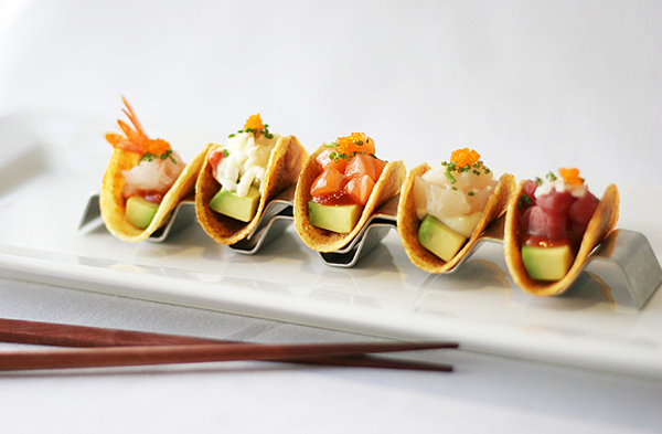 Japanese tapas at Dinings - © Dinings