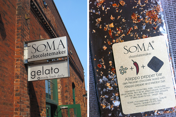 the Distillery District Toronto © Will Travel for Food