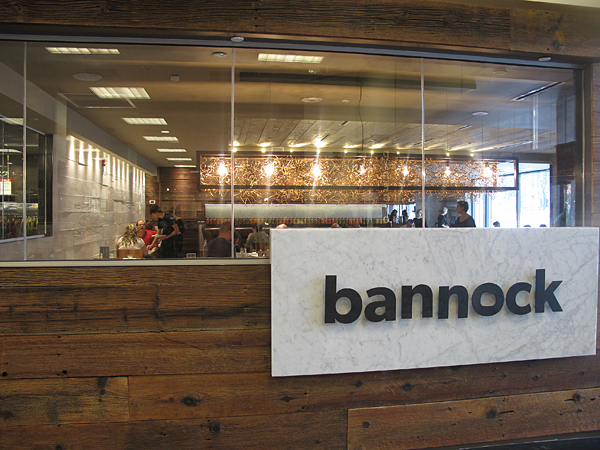 Bannock Restaurant Toronto Will Travel For Food