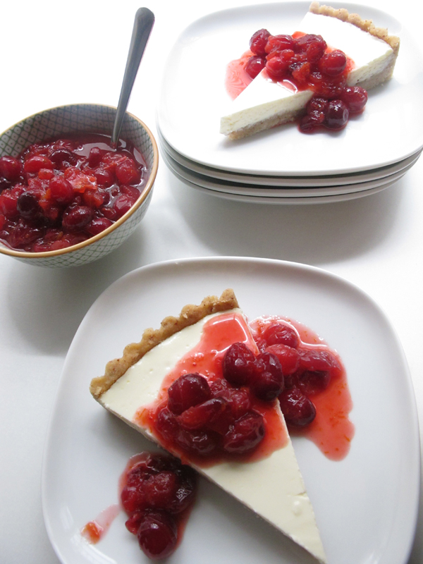 November's Tart from Market Chronicles by Susan Semenak © Will Travel for Food