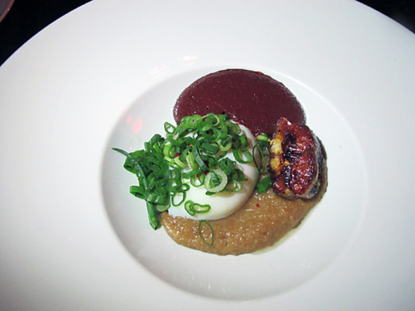 DNA restaurant Montreal © Will Travel for Food