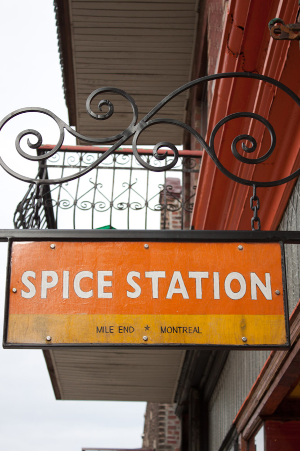 Spice station Montreal © Will Travel for Food