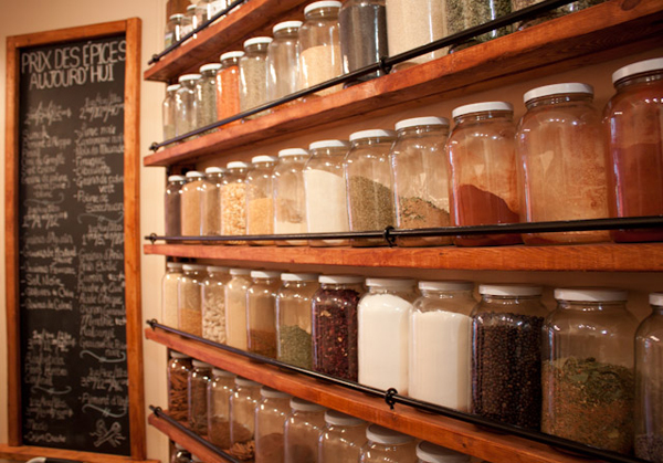 Montreal spice store © Will Travel for Food