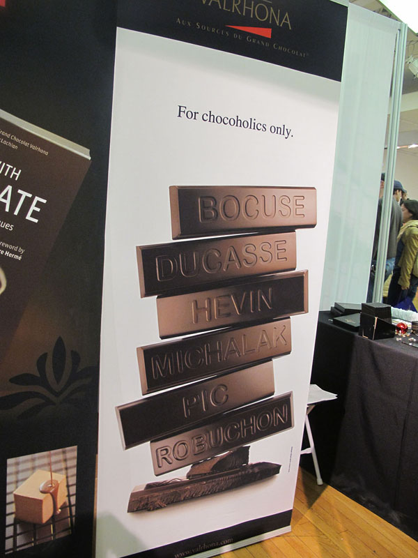 NYC chocolate show © Will Travel for Food