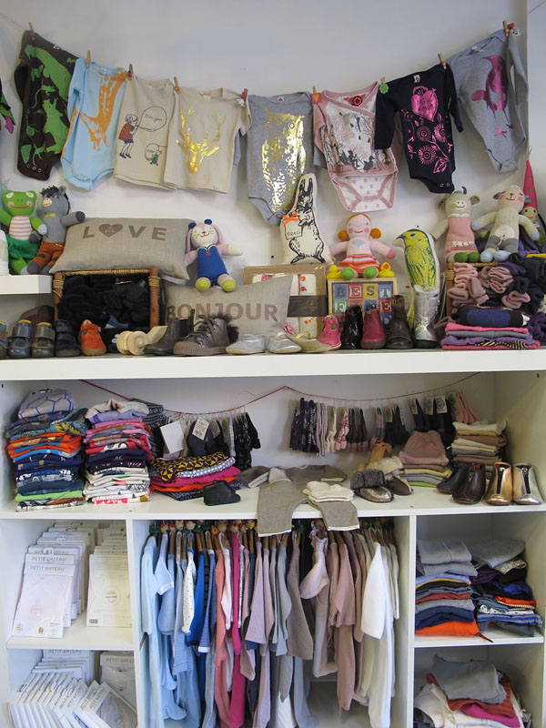 Les Petits Chapelais children store in SOHO © Will Travel for Food