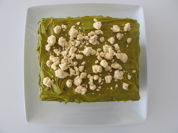 Momofuku Milk Bar's pistachio cake © Will Travel for Food