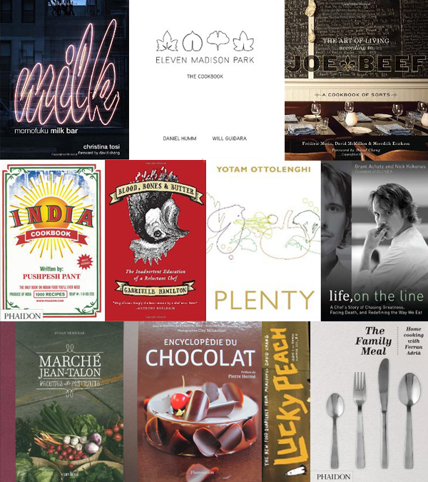 best cookbooks of 2011 © Will Travel for Food