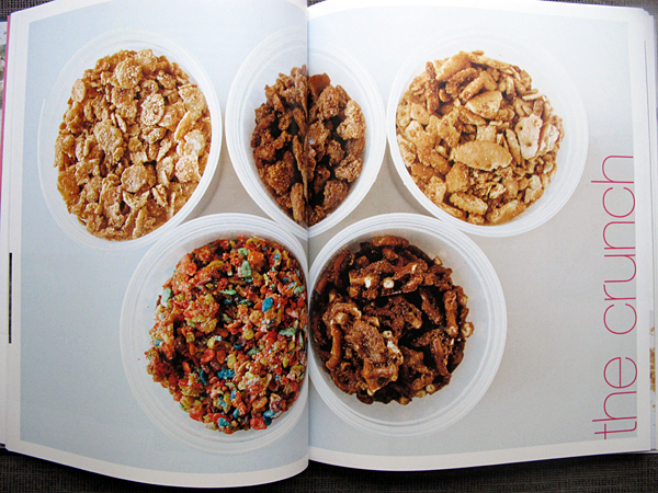 The Momofuku Milk Bar cookbook by Christina Tosi © Will Travel for Food