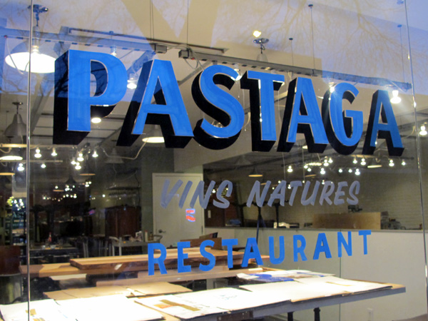 Pastaga restaurant Montreal © Will Travel for Food