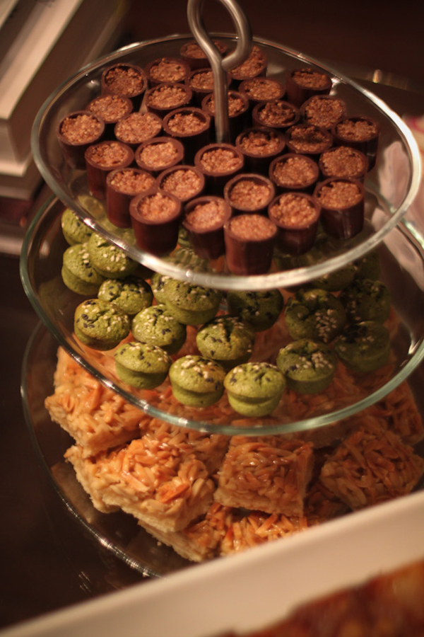 how to organise a dessert party © Will Travel for Food