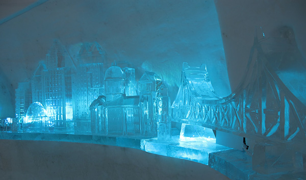 ice hotel montreal © Will Travel for Food