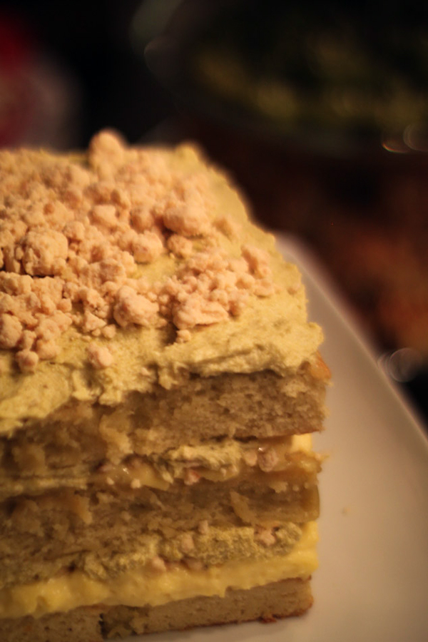 Milk Bar's pistachio cake © Will Travel for Food