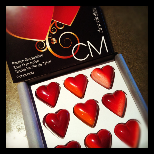Montreal's best valentine's day chocolate © Will Travel for Food