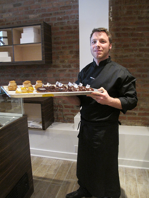 patisserie montreal olivier potier © Will Travel for Food