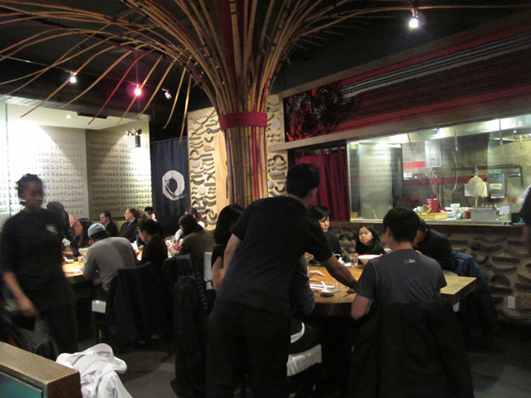 japanese restaurant new york ippudo © Will Travel for Food