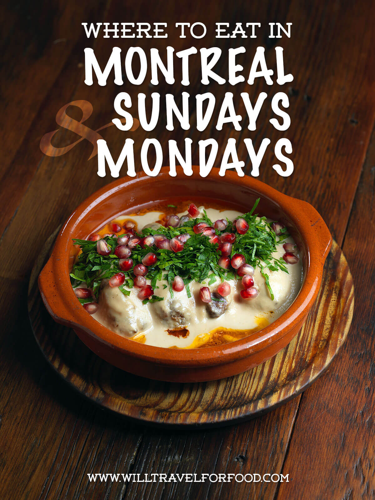 sundays-and-mondays © Will Travel for Food
