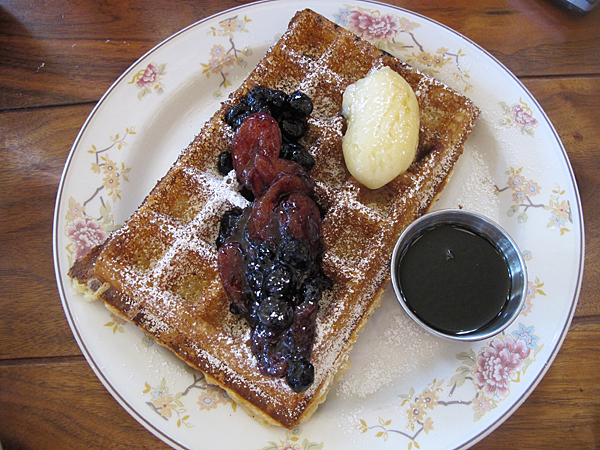best waffles chicago © Will Travel for Food