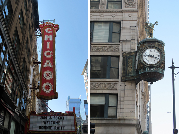 chicago landmarks © Will Travel for Food