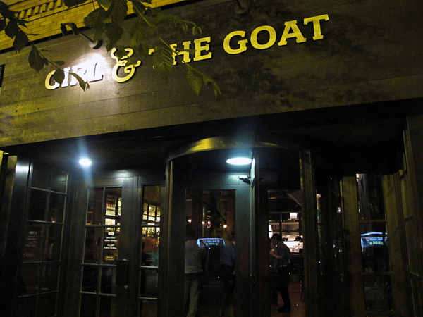 girl and the goat chicago © Will Travel for Food