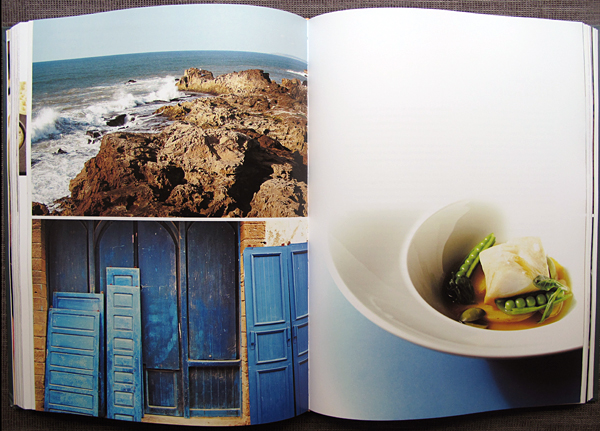 mourad lahlou cookbook © Will Travel for Food