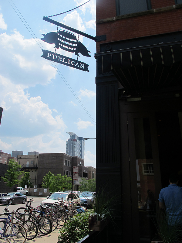 the publican chicago © Will Travel for Food