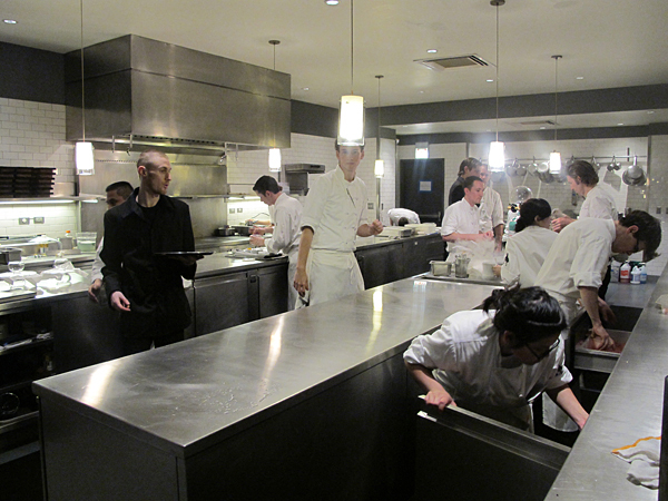 chicago restaurant alinea © Will Travel for Food