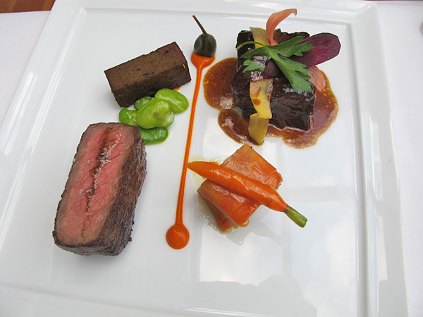 fine dining montreal © Will Travel for Food