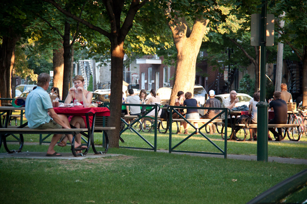 picnic montreal © Will Travel for Food