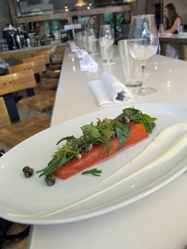 montreal food hotel herman © Will Travel for Food