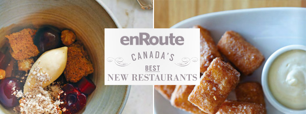 canada best new restaurant list
