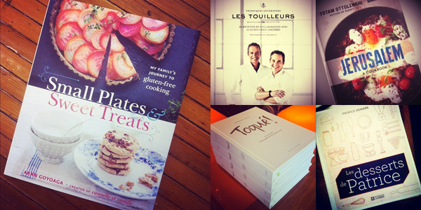 2012 cookbooks © Will Travel for Food