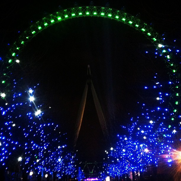 london eye © Will Travel for Food