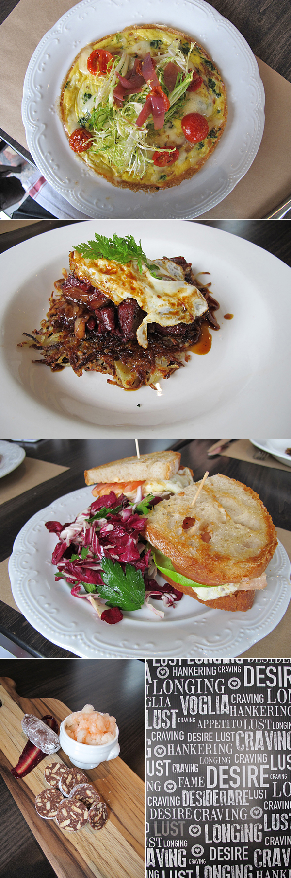 Brunch And Dinner At Brama Restaurant In Montreal S Little Italy Will Travel For Food