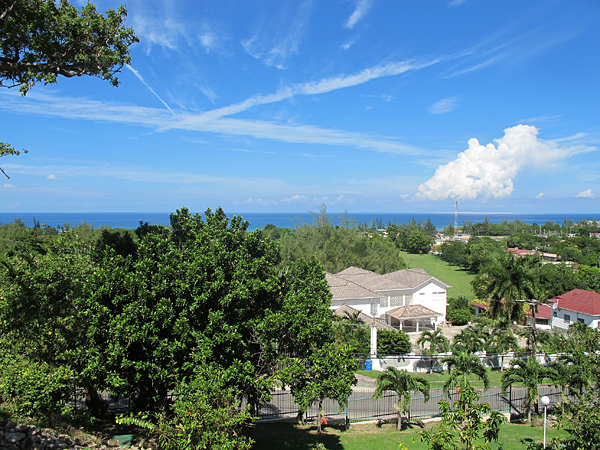 cardiff hotel runaway bay jamaica © Will Travel for Food