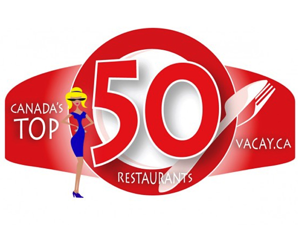 vacay top 50 restaurants in canada