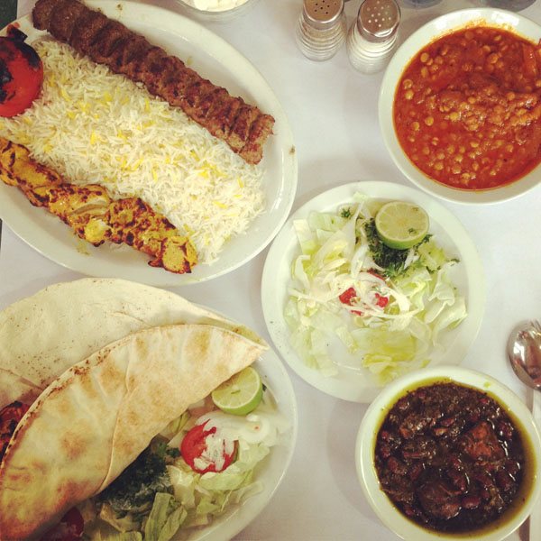 akhavan persian food montreal © Will Travel for Food