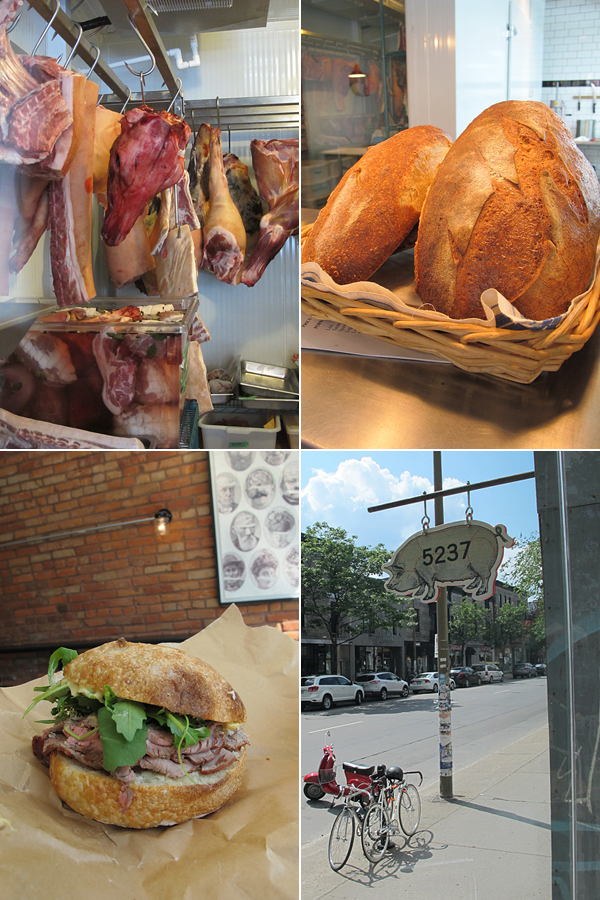 Boucherie Lawrence Montreal © Will Travel for Food