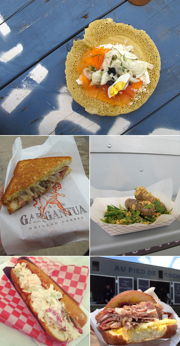 montreal food trucks © Will Travel for Food
