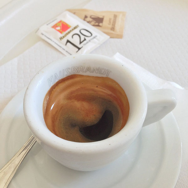 best espresso rome © Will Travel for Food