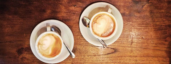 rome best cafe © Will Travel for Food