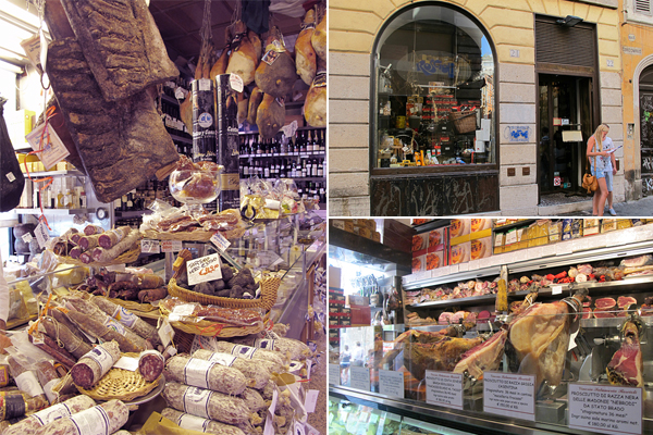 rome food © Will Travel for Food