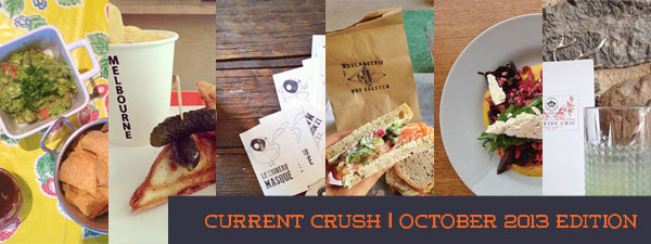 current crush october 2013 © Will Travel for Food