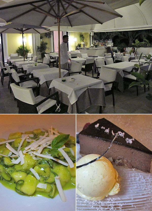 next 2 restaurant positano amalfi © Will Travel for Food
