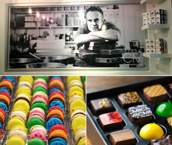 christophe morel chocolates montreal © Will Travel for Food