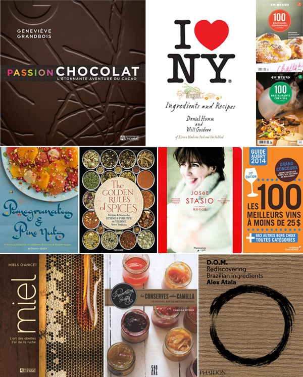 2013 cookbooks holiday gifts © Will Travel for Food